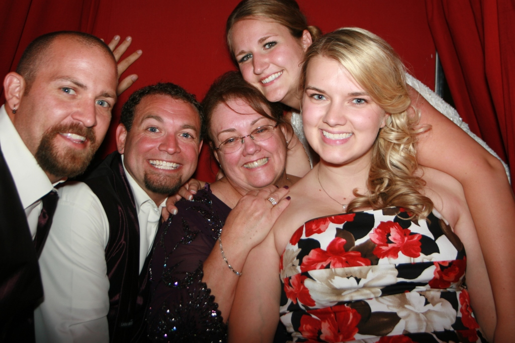 Patrick, Chris, Denise, Kayla and I