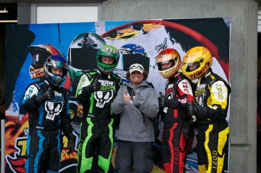 At Indy 2011