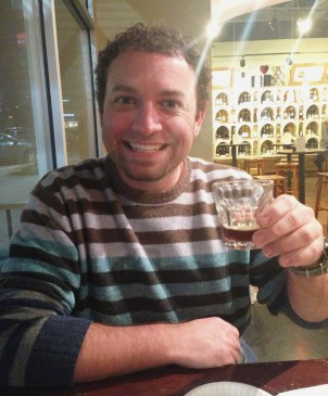beer tasting at WineStyles