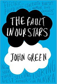 The Fault in Our Stars book jacket