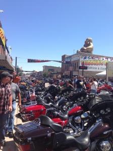 Main Street Sturgis 2013